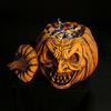 Sinister Jack O' Lantern Candy Bowl
