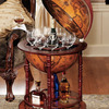 16th Century Italian Replica Globe Bar