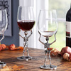 Skeleton Wine Glass