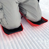 Sled Legs - Wearable Snow Sleds