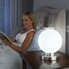 Sleep Inducing Globe Lamp