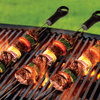Slide and Serve - Double-Prong Sliding Skewers