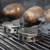 Smoke Pucks - Directional Vents Infuse Food with Smoky Flavor