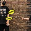 Social Distance Zapper - Delivers 4.5 Volt Zap to Safe Space Invaders!
