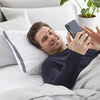 SoundAsleep Smart Pillow - Bluetooth Speaker, Sleep Tracker, and Comfort