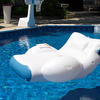 SoundFloat - Luxurious Floating Lounger With Built-in Audio System