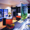 Spacearium - Elliptical Suspended Aquariums