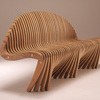 Spirit Song Teak Bench
