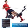 Stamina X Water Rower - Compact Rowing Machine
