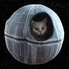 Star Wars Death Star Pet Cave