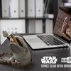 Star Wars Space Slug Desk Organizer