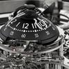 Starfleet Machine Table Clock