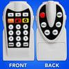Stealth Ninja Remote - TV and Digital Camera Prank Remote, TV Bomber and Remote Jammer