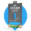 Steam Ship Silicone Steamer Lid
