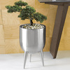 Steel Tripod Planter