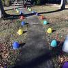 Sugar-Coated Gumdrop Pathway Lights