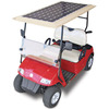 SunRay SX2 - Solar Powered Golf Cart