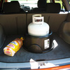 Tank Nanny - Propane Transportation Safety Device