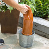 Terra Cotta Thumb Pot Watering Jug