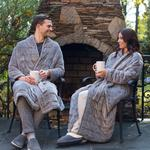 Therarobe - The Original Weighted Robe