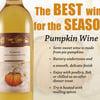 Three Lakes Winery Pumpkin Wine