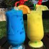 Tiki Face Cocktail Glasses