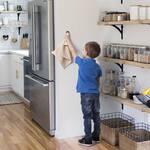Towel Push Hooks