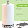 TowlHub - USB Paper Towel Holder / Charger