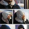 Travel HoodiePillow - Hooded Travel Pillow