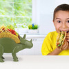 TriceraTACO - Triceratops Taco Holder