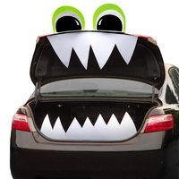 Trunk-or-Treat Halloween Car Trunk Decorations