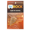 TV Rock - Naturally Projects Image Below It To The Surface