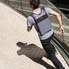 Under-The-Jack Pack - Laptop Bag You Wear Under a Jacket