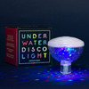 Underwater Disco Light for the Bath, Pool, or Hot Tub