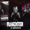 Universal Monsters Frankenstein Spinature - Terrorize Your Turntable!