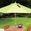 USB-Charging Solar Market Umbrella