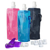 Vapur Anti-Bottle - Flexible, Foldable, Reusable Water Bottle