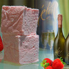 Viveltre French Riviera Gourmet Champagne and Strawberry Marshmallows