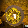 Voici OGarden - Rotating Planter Wheel With Central Light Source