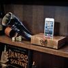 Volta - Natural Acoustic Sound Block Amplifier for iPhone
