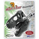 Wash n' Roar Tyrannosaurus Rex Skull Shower Head