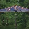 Waterfall Umbrella Canopy Light Cover