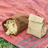 Reusable Waxed Canvas Lunch Bags