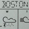 WeatherCast - Wireless Weather Forecaster Alarm Clock