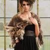 Werewolf Faux Fur Wrap