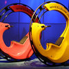 WheelSurf - Motorized Monocycle (Video)