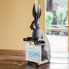 Whimsical Bunny Message Board