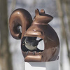 Whimsical Squirrel / Bird Feeder