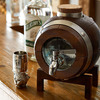 Whiskey Barrel Drink Dispenser / Decanter