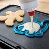 Whiskware Pancake Batter Mixer / Squeezable Dispenser
